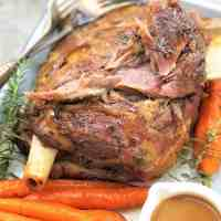 Amazing Slow Cooked Pulled Lamb Shoulder