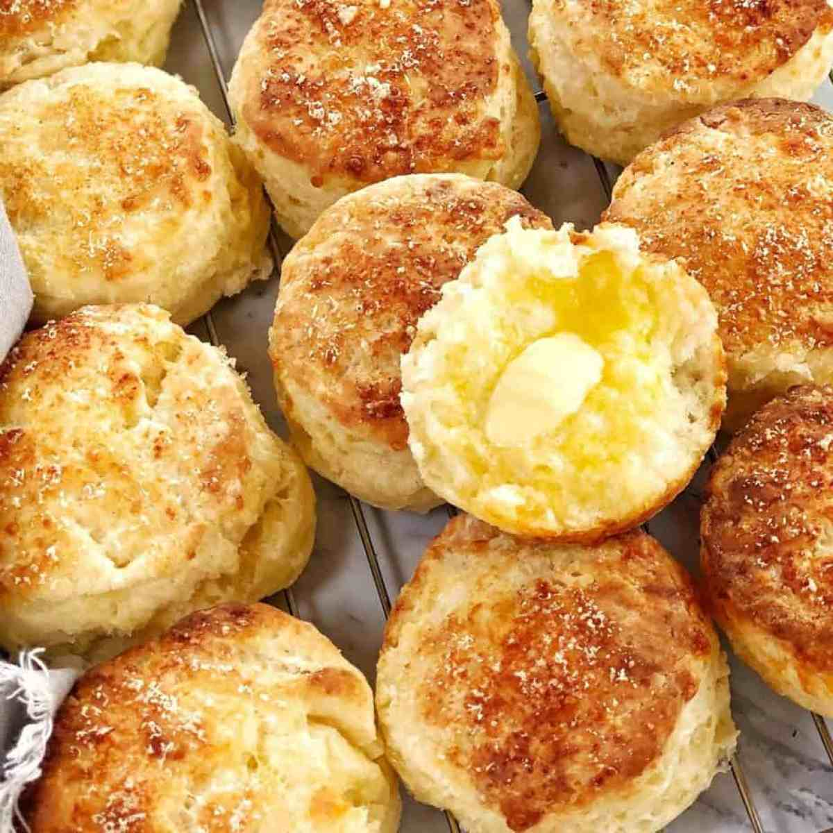 Buttermilk Cheese Scones Chef Not Required