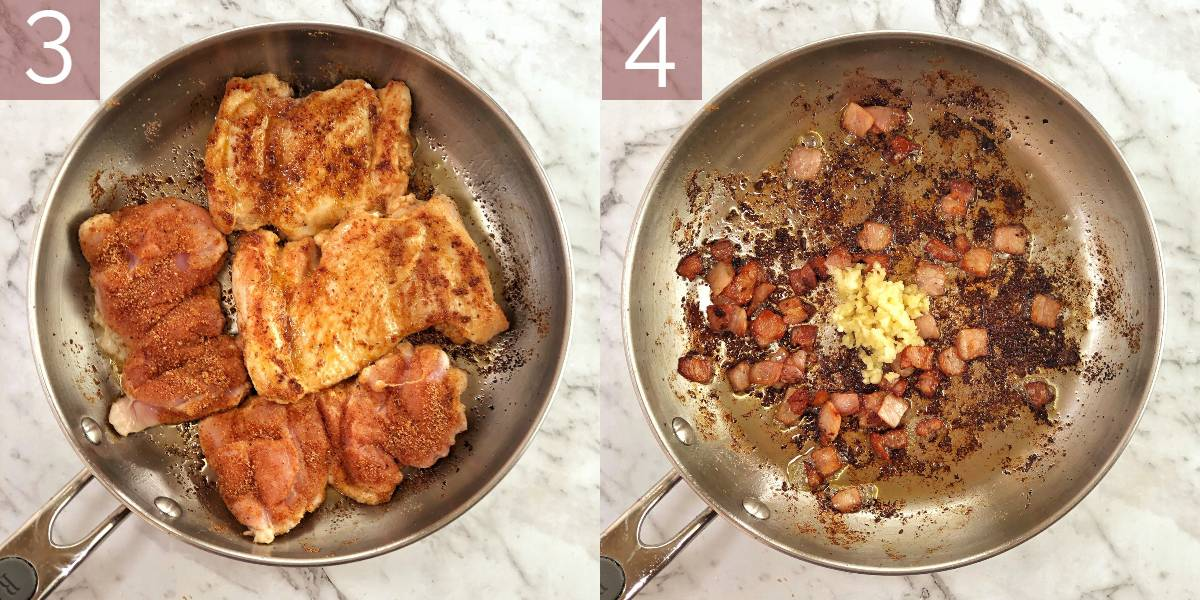 process photos showing how to make this recipe