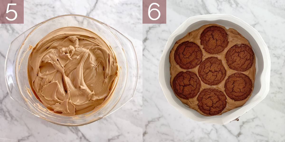 process images showing how to make recipe