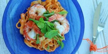 shrimp-pasta-rose-sauce