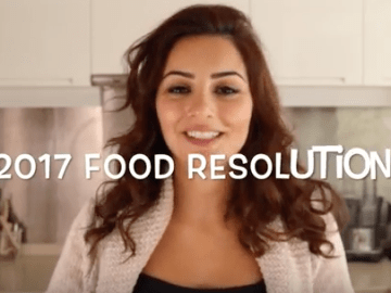 2017 Food Resolution