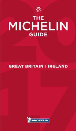 Michelin Guide Great Britain & Ireland 2017