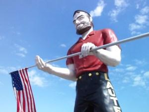 Lauterbach Man, Springfield, IL