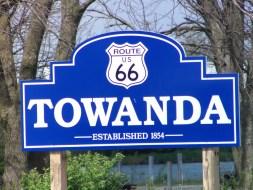 Towanda!