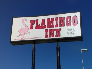 Flamingo Inn, Elk City, OK