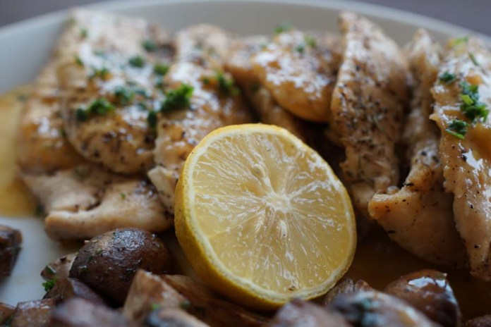 Chicken Francese 055