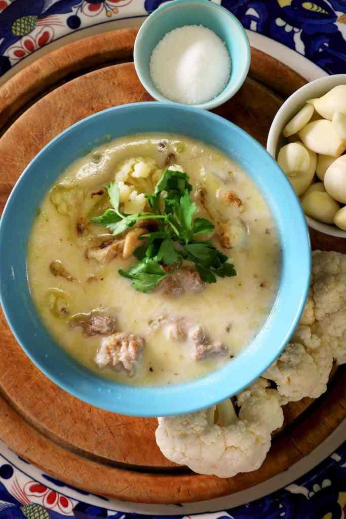 cauliflower stew