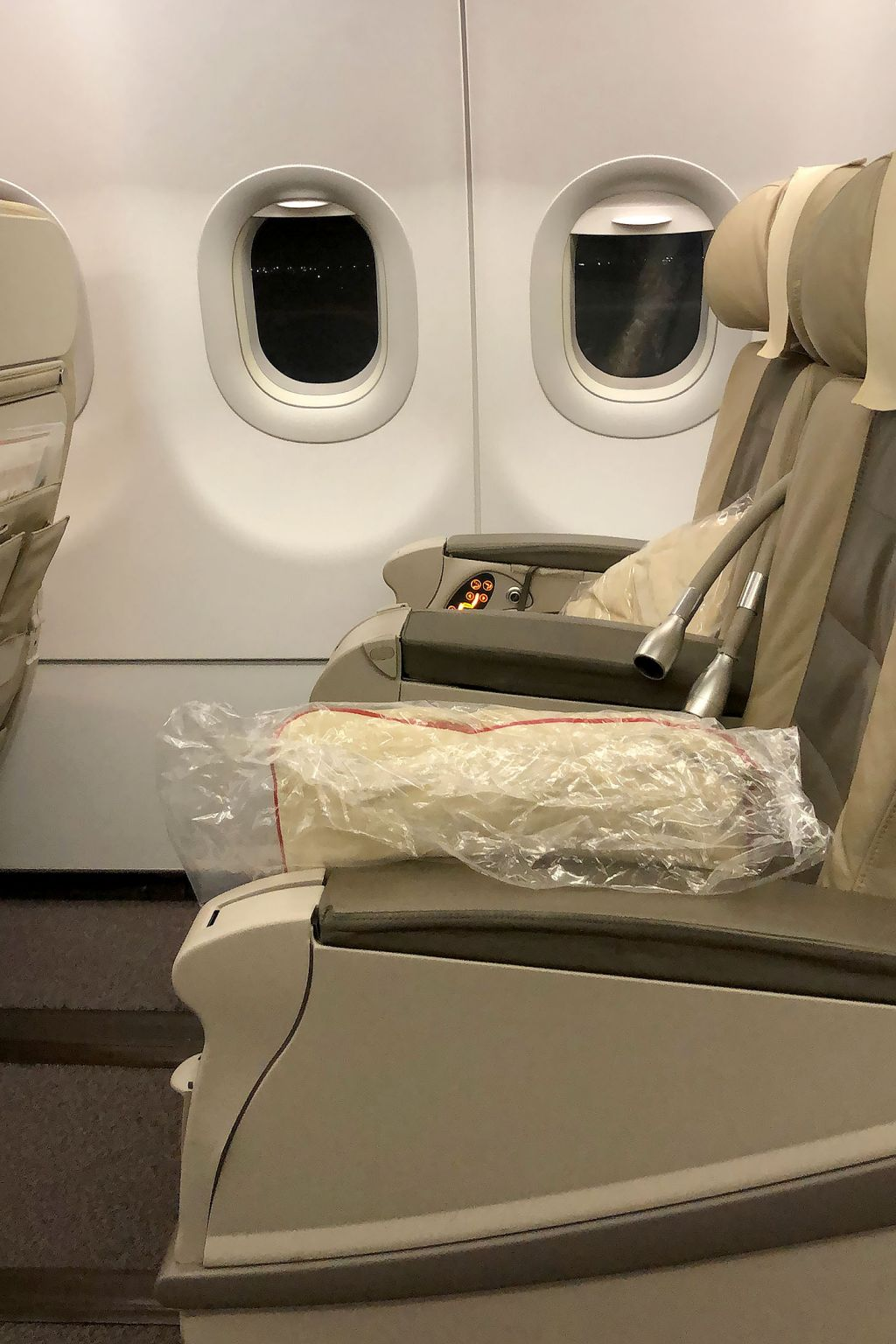 Royal Jordanian Business Class