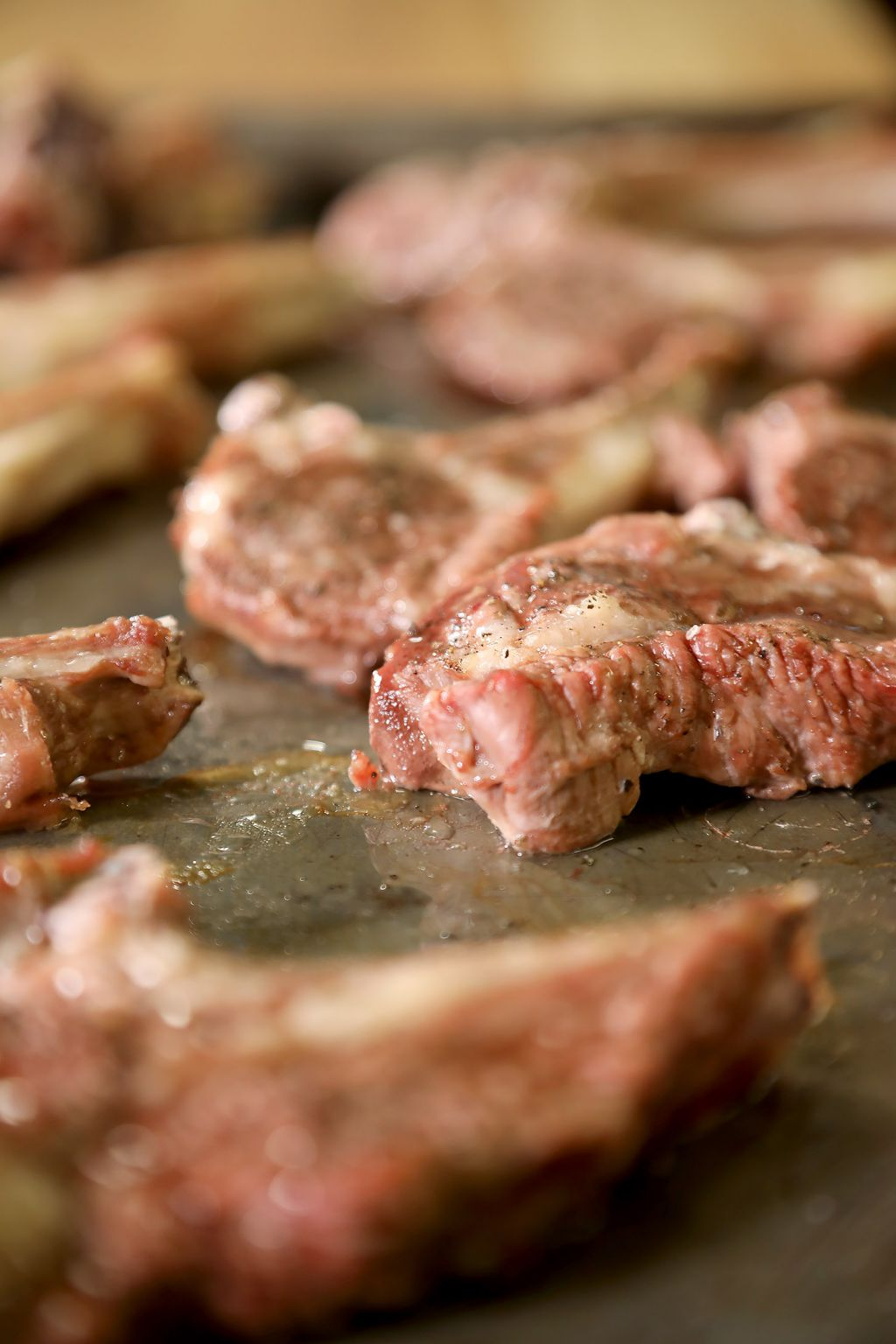 How to cook lamb chops in oven