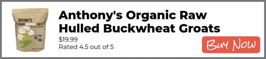 anthony's buckwheat groats