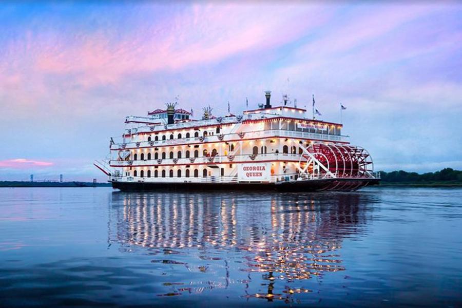 savannah riverboat cruise