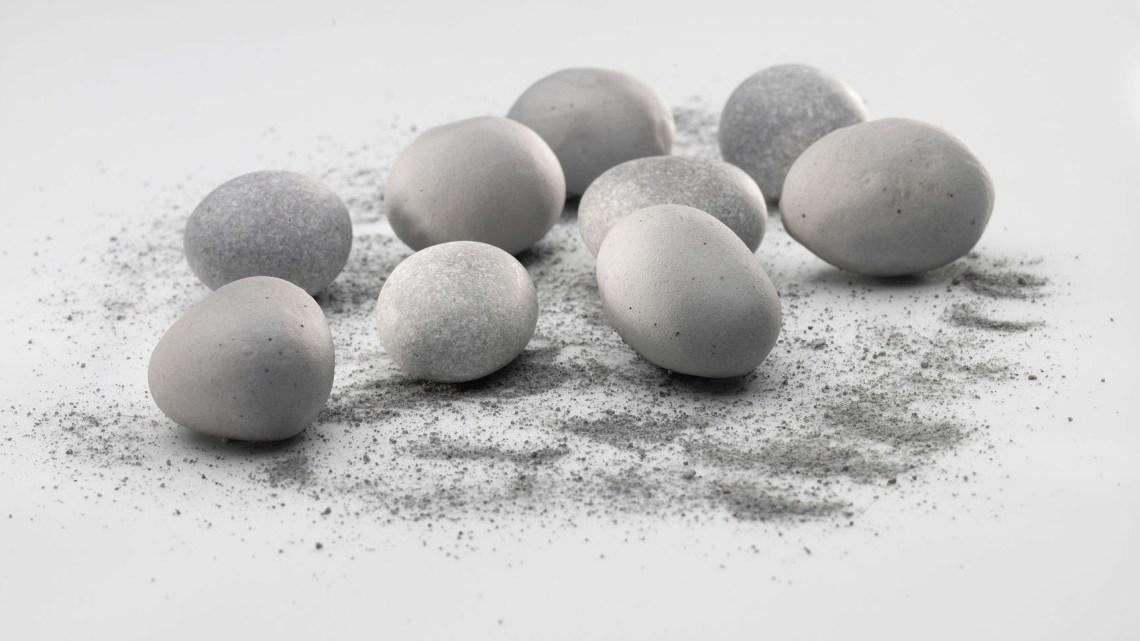 Essbare Steine