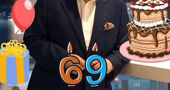 Diese deutsche TV Koch Legende wird heute 69 Jahre