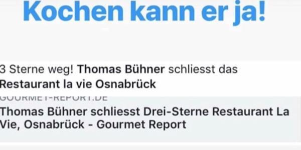 So unkollegial reagiert Frank Rosin jetzt auf die Schließung vom La Vie in Osnabrück