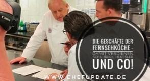 Die Geschäfte der Fernsehköche – Damit verdienen Schuhbeck, Henssler und Co!