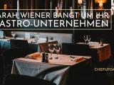 Sarah Wiener bangt um Ihr Gastro-Unternehmen