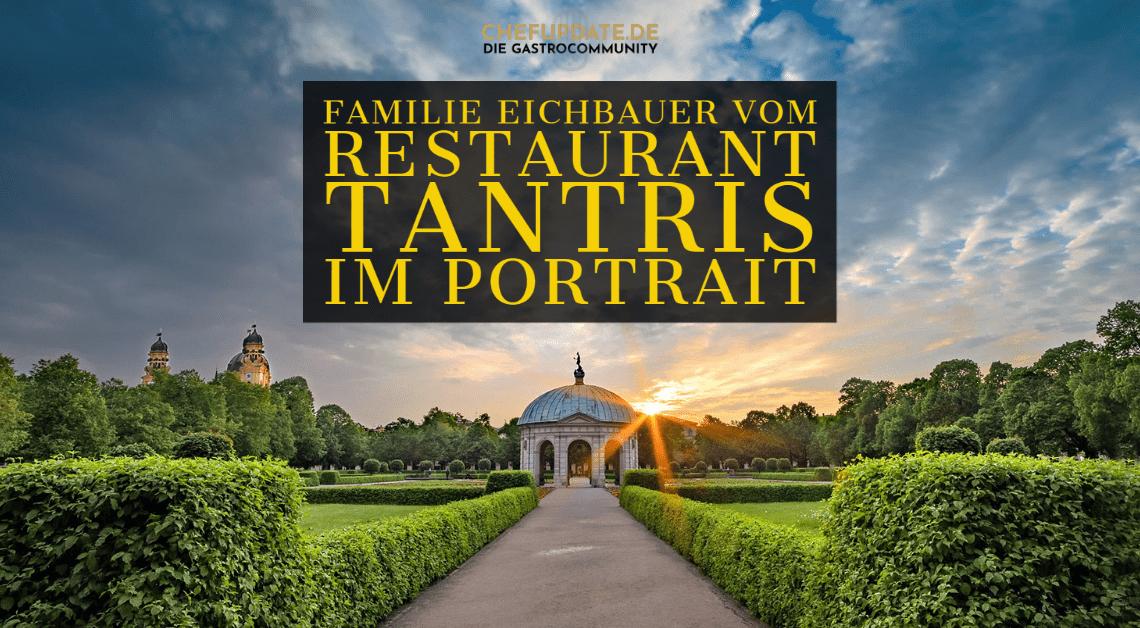 Familie Eichbauer vom Restaurant Tantris im Portrait