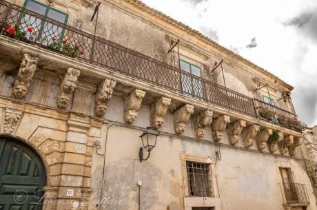 Balcone barocco più lungo del mondo a palazzolo acreide pt2