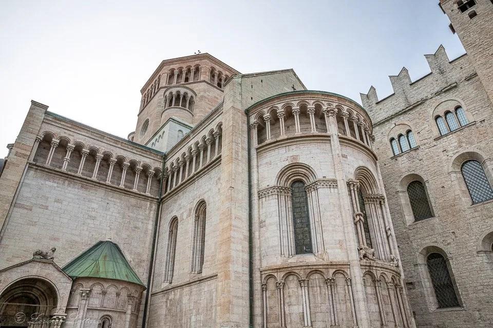 duomo, cattedrale di san virgilio a trento