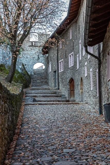 Château de Valère a Sion