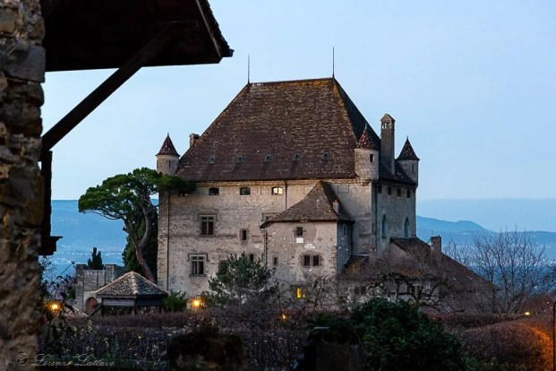 Castello d'Yvoire