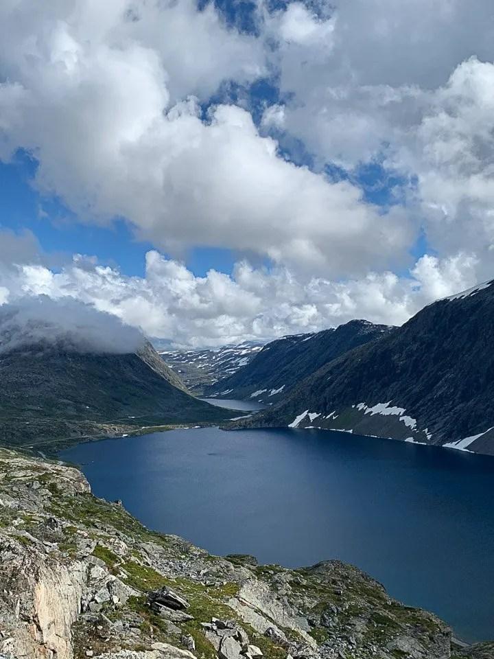 Lago al Dalsnibba Ursiktspunkt