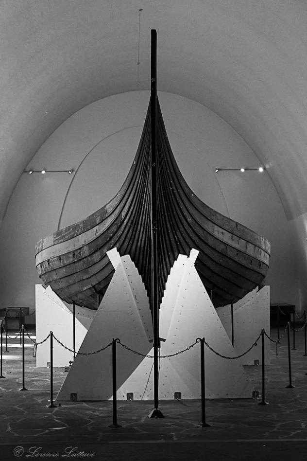 Nave al Museo delle Navi Vichinghe