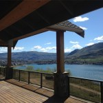 Lookout at Lake Chelan