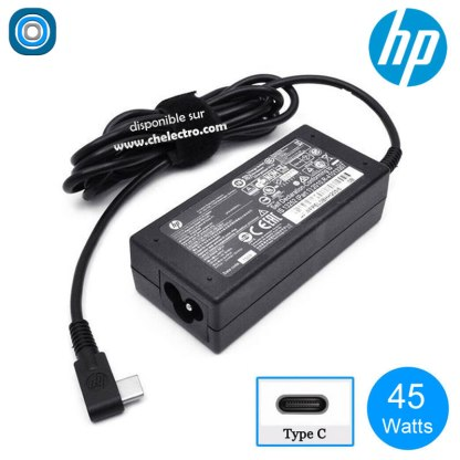 Chargeur USB C HP