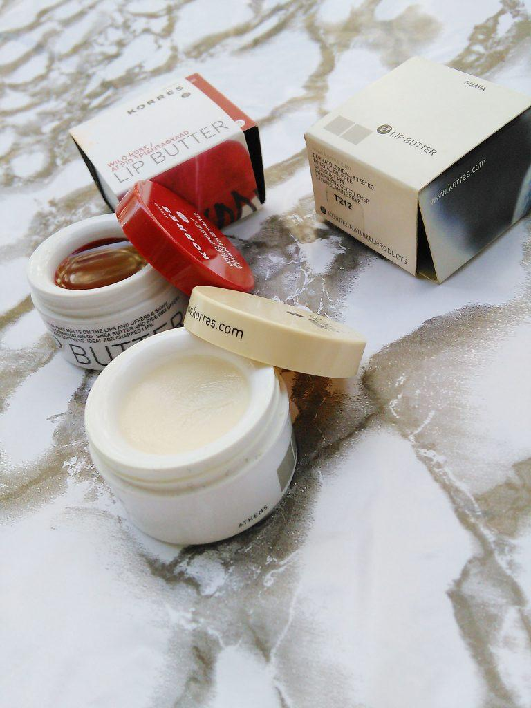korres lip butter reviews