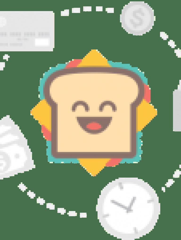 blue swarovski crystal stacking bracelet