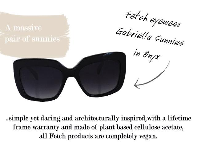 fetch vegan sunglasses