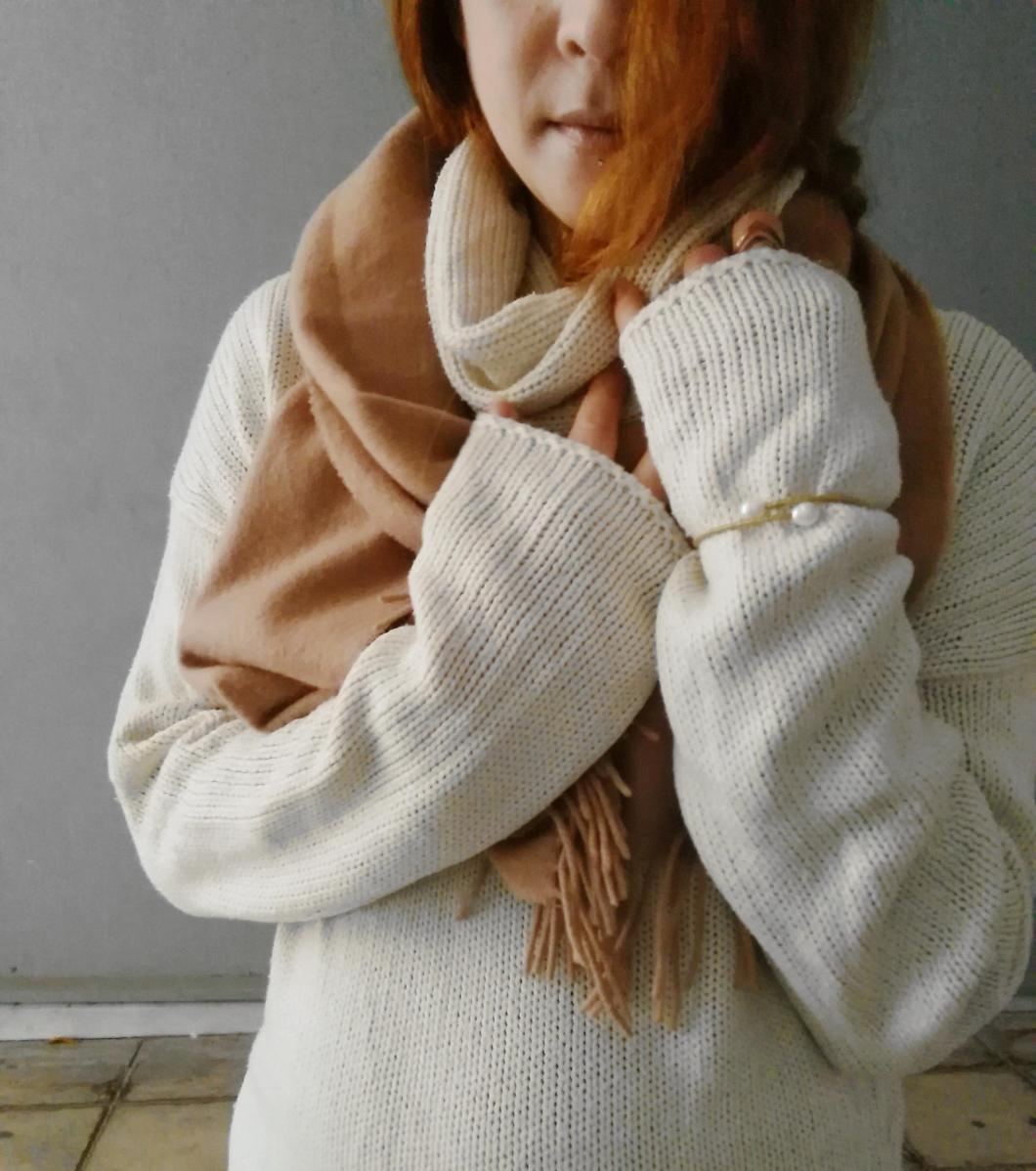 how to layer knits