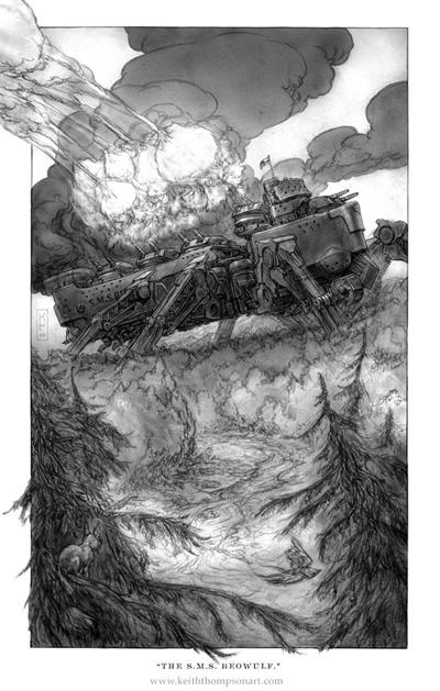 illustrazione interna Leviathan