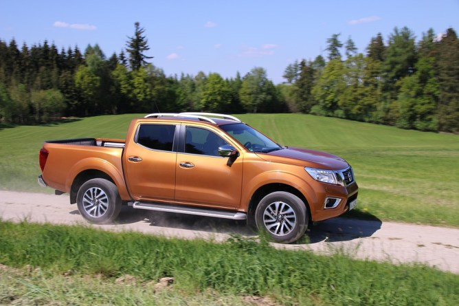Nissan Pick up Truck