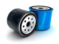 Spinner filters