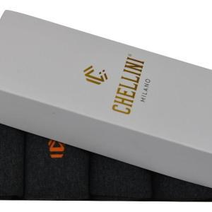Giftbox 4-pack grijs