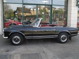 1967 Mercedes 250 SL For Sale