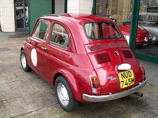 1971 Fiat 500F For Sale