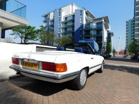1982 Mercedes Benz 280 SL For Sale