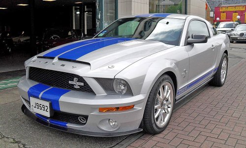 2008 Ford Mustang Shelby GT500KR For Sale