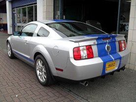 2008 Ford Mustang Shelby GT500KR For Sale | Chelsea Cars