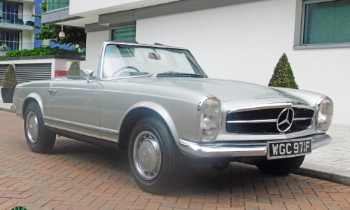 1967 Mercedes 280 SL Ford Sale