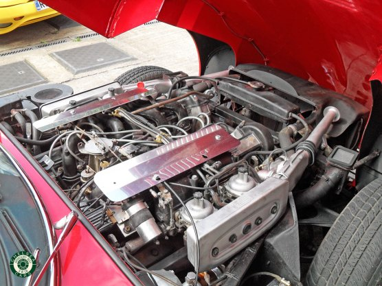 1973 Jaguar E-Type V12 Roadster For Sale