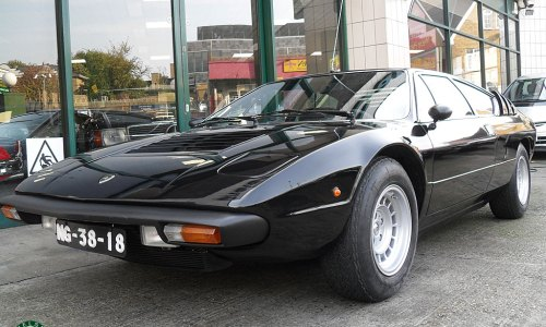 1977 Lamborghini Urraco P300 For Sale
