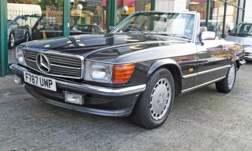 1988 Mercedes 300 SL For Sale