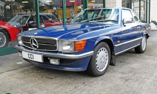 1987 Mercedes 420 SL For Sale