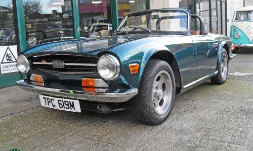 1973 Triumph TR6 For Sale