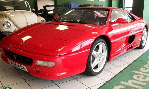 1998 Ferrari 355GTB F1 For Sale